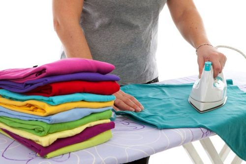 cornish clean team ironing services